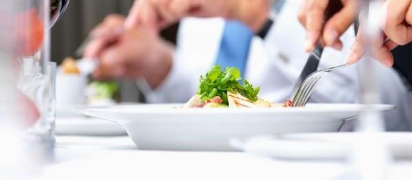 catering para comidas de directivos